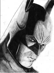 Batman by oliver1634
