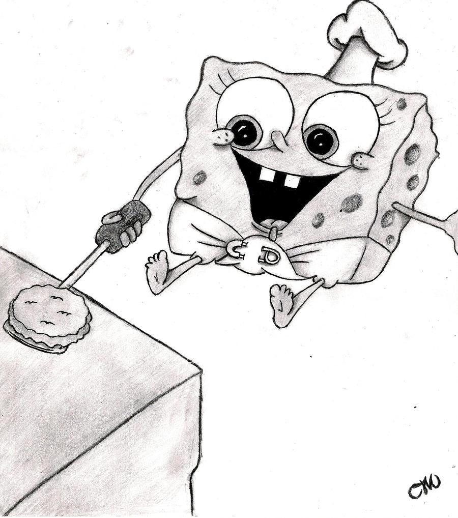 Baby Spongebob by oliver1634 on DeviantArt