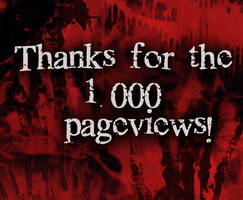 Thanks for the 1,000+ pageview by DarcnRainbow