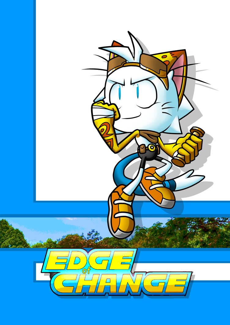 Edge Of Change Comic Series Announcement by StrikeDaHedgehog
