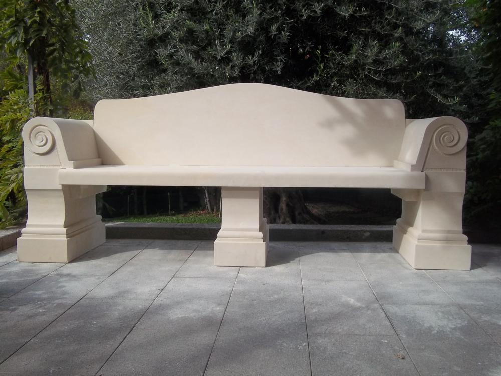 Panchina in pietra 28 images panchina da giardino in for Panchine da giardino amazon