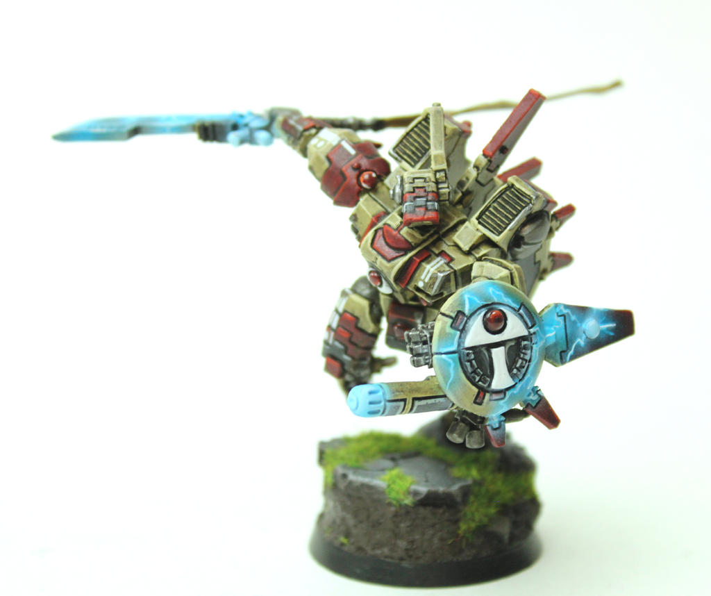 Commander Farsight by jstncloud