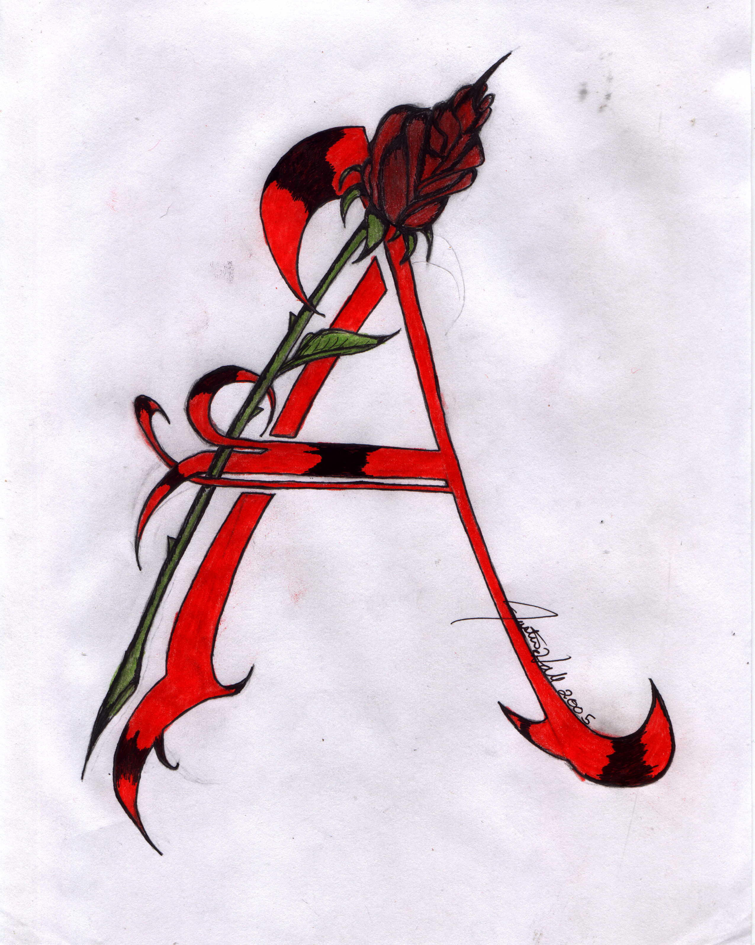 The Scarlet Letter favourites by flaishansml on DeviantArt