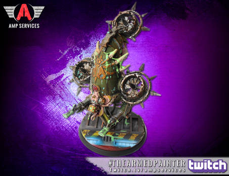 Twitch Painting: Bloat Drone