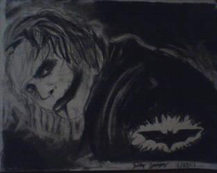 Joker TDK Poster by KaneFan57