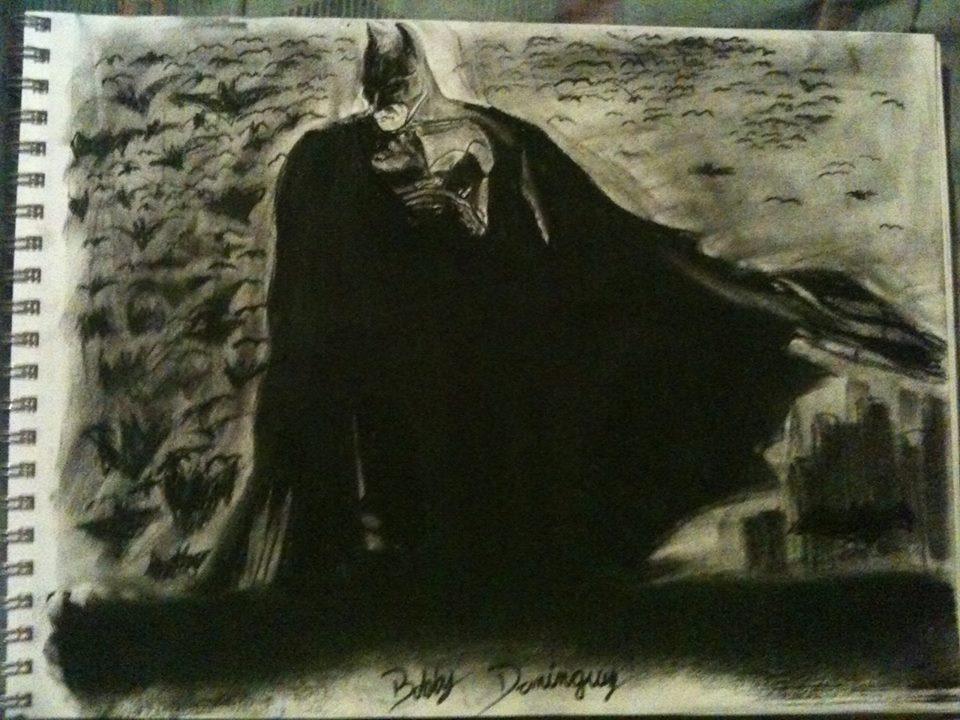 Batman by KaneFan57