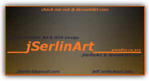 jSerlinArt's Profile Picture