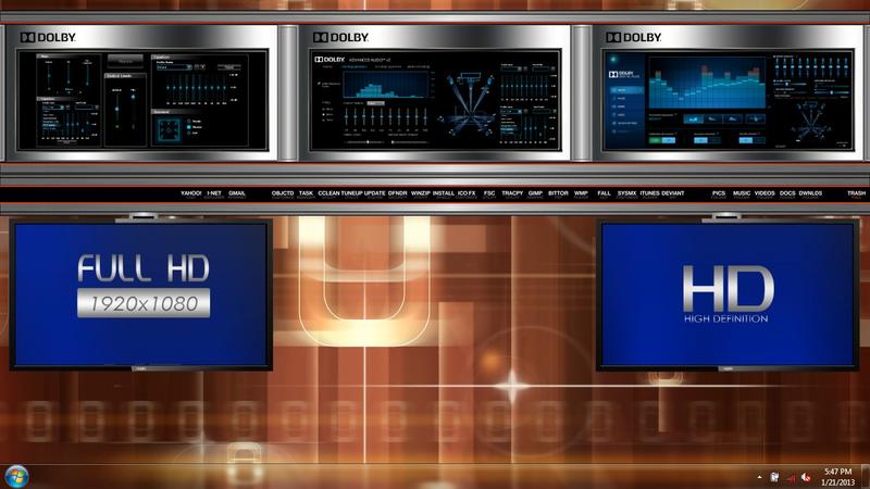 2013-01-21 Desktop Screenshot  by jSerlinArt