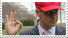 milo yiannopoulos stamp by odidos