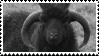sheep stamp by odidos