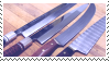 knives stamp by odidos