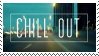 chill out stamp by odidos