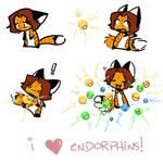 I HEART ENDORPHINS