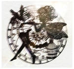 papercutting:Eager to Fly