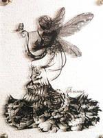 kirie:Paeonia by masamisato