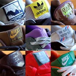 Sneaker Tongue by fsnflshd