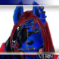 Verin Avatar by LogicDreams