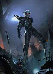 Metal Gear Rising:Revegeance