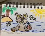 Crafty Corner: Beach