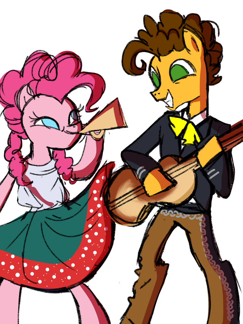 You know what this call for? FIESTA! by Carranzis