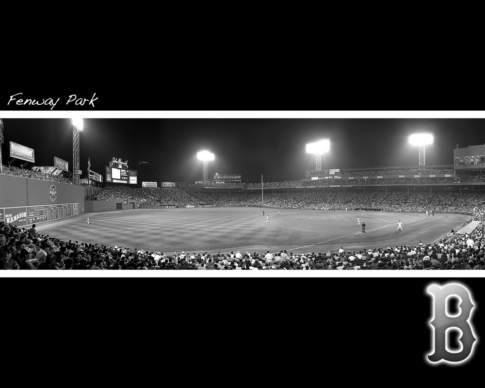 Fenway Park Wallpaper By SoxFan33