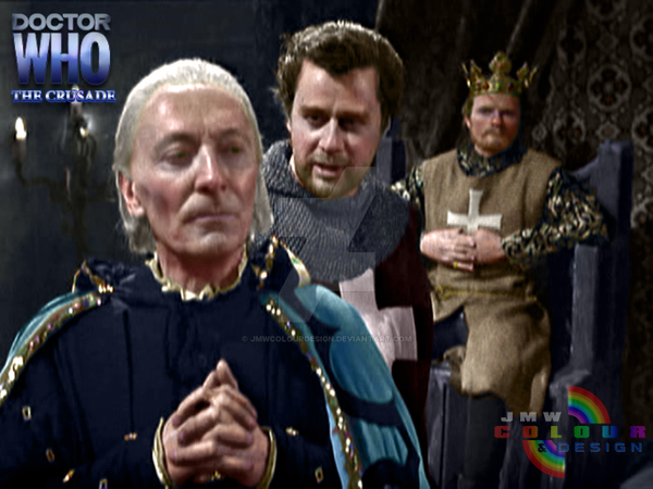 doctor_who___the_crusade__colourised__by_jmwcolourdesign-d8ncng9.png