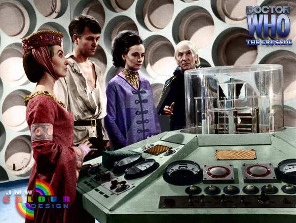 doctor_who___the_crusade__colourised__by_jmwcolourdesign-d8ncofv.png