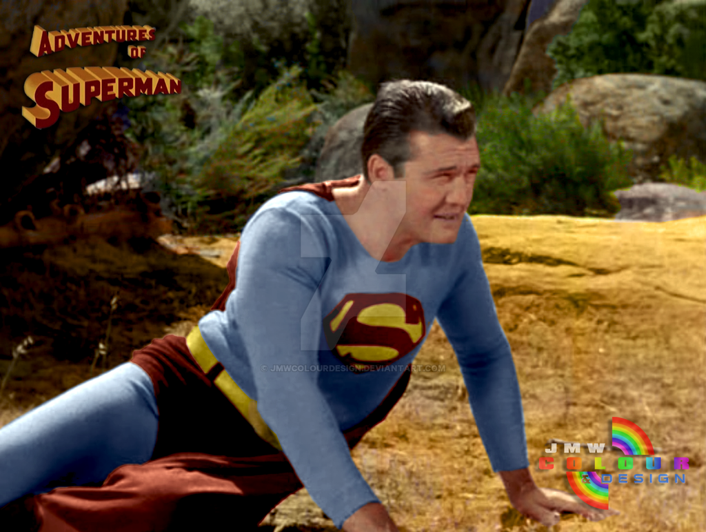Adventures of Superman (TV Series 1952–1958) - IMDb |Superman Black And White Tv Show