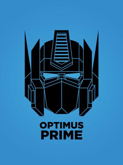 Optimus Prime - Shirt design 1 by IlPizza