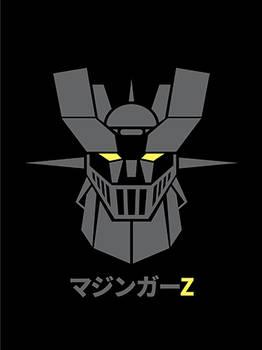 Mazinger Z - Shirt design 2