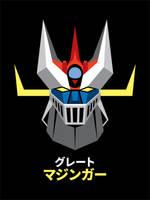 Great Mazinger - Shirt design 1