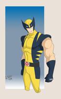 Wolverine 2-2 by Glwills1126