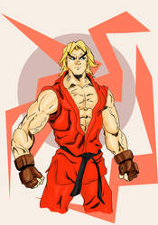 Ken Masters 2-24 by Glwills1126