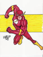 Flash Markers 3-6 by Glwills1126
