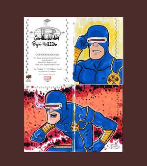 Cyclops Marvel Premier 2017