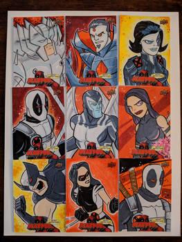 Deadpool Cards pt 2