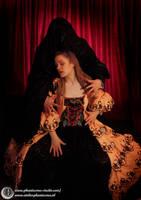 Aminta dress ~ Phantom of the Opera by Phantasma-Studio
