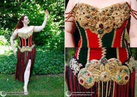 Slavegirl costume ~ Phantom of the Opera by Phantasma-Studio