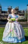 Princess and the frog fairytale dress