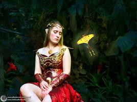 Warrior Elf costume by Phantasma-Studio