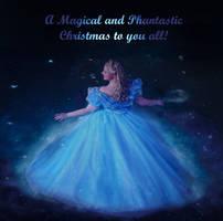 Merry Christmas to all of you! by Phantasma-Studio