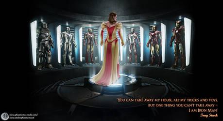 ~*~ The Iron Dress Mark 42 ~*~