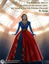 ~*~ The Mystic Dress of Levitation ~*~