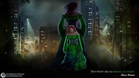 ~*~ The Code Green Dress ~*~