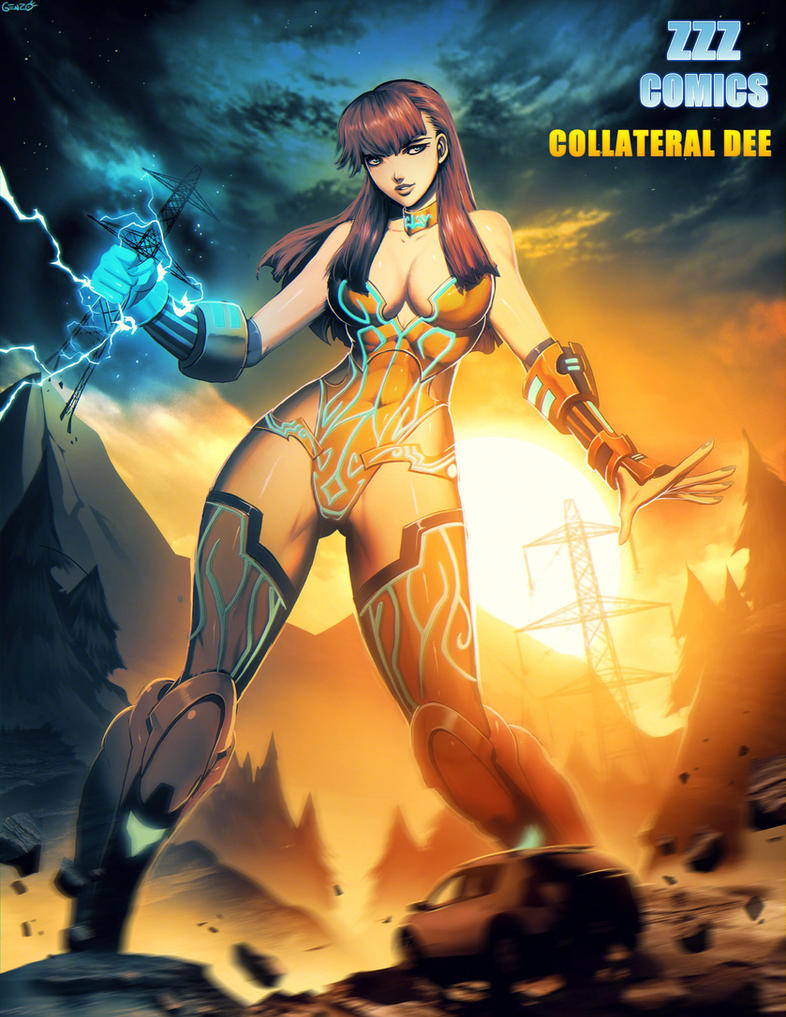 Collateral Dee by Genzoman by zzzcomics