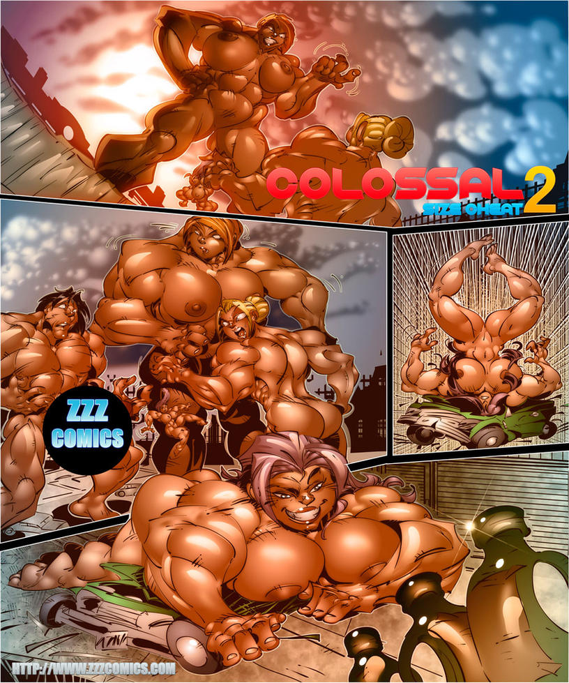 Colossal Size Cheat 2 Preview 3 by zzzcomics