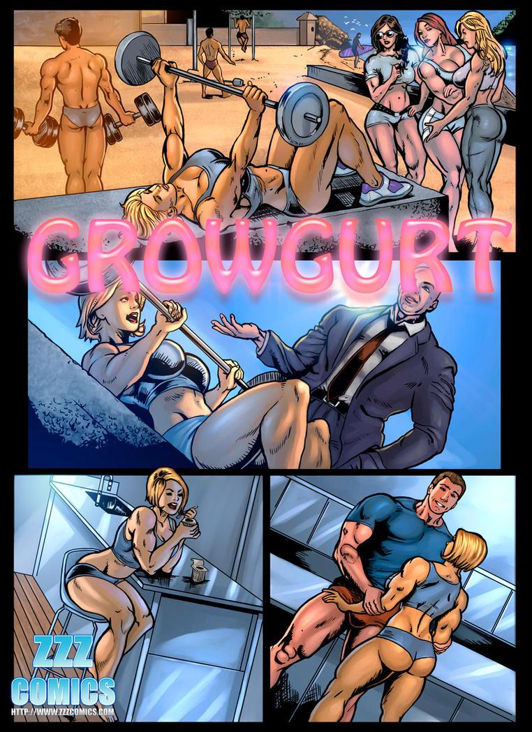 Growgurt preview 2 by zzzcomics