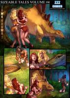 Sizeable Tales Volume 4 Preview 1 by zzzcomics