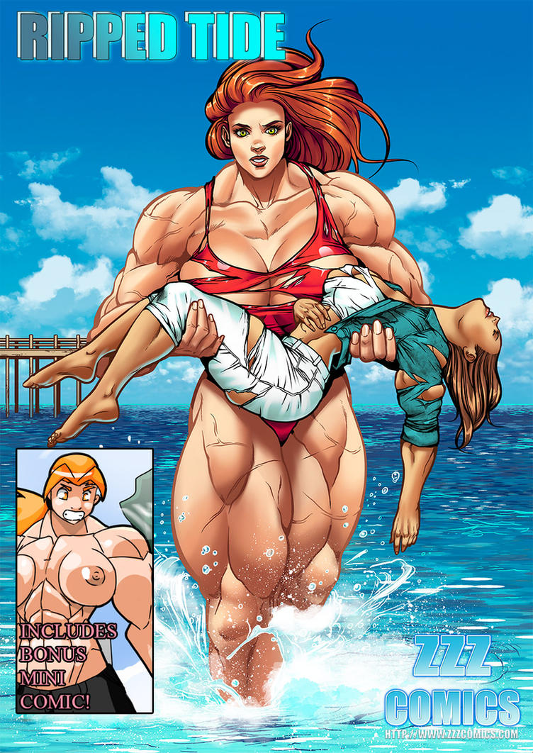 Ripped Tide Cover by zzzcomics