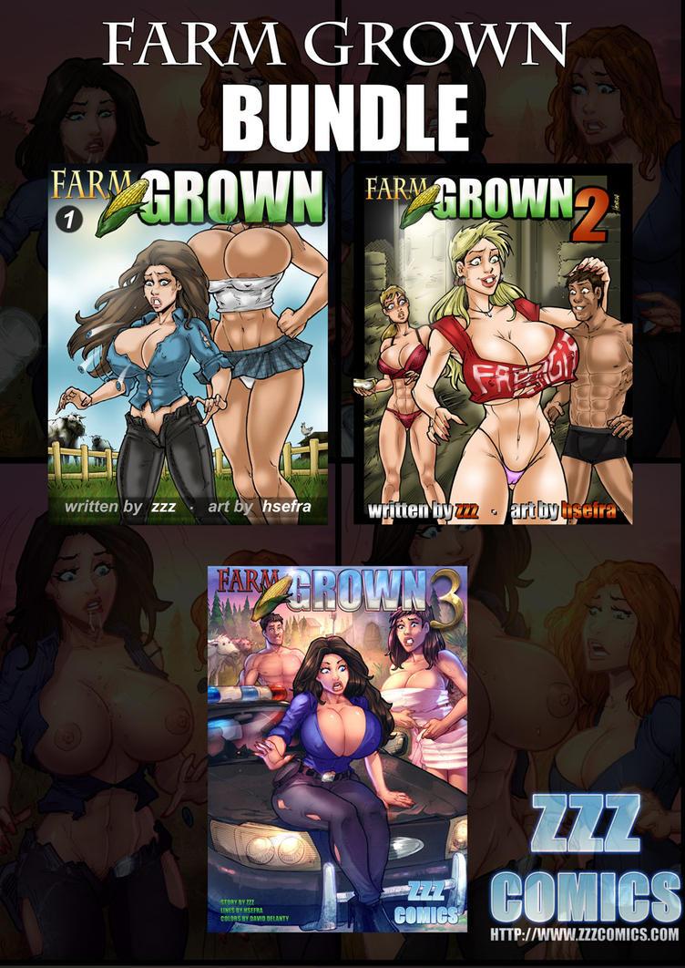 Farm Grown Bundle by zzzcomics